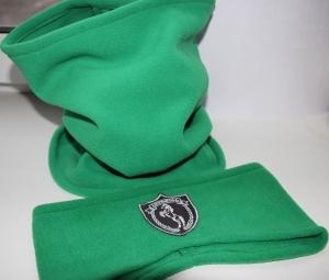 Повязка+манишка-зеленый