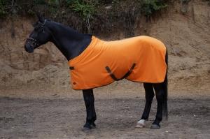 Попона - оранжевый