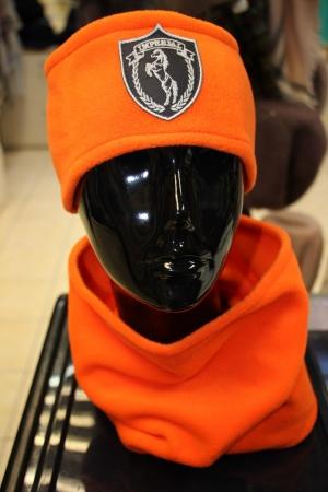 Повязка+манишка-оранжевый