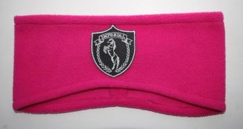 Повязка - розовый